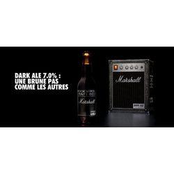 Ampli de 6 bières Marshall Dark Ale