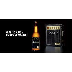 Ampli de 6 bières Marshall Classic