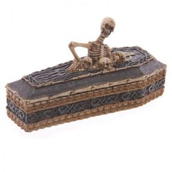 BOITE A BIJOUX - Cercueil
