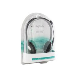 Casque - filaire -Logitech Stereo H111