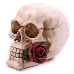 Skull avec Rose