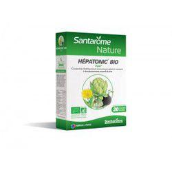 Hépatonic Bio 20 ampoules - Santarome