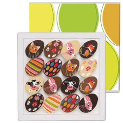 Pâques à la ferme 16 chocolats