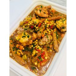 Suggestion du jour : couscous agneau - merguez ou couscous poulet