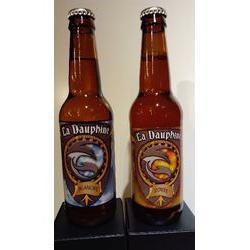 """Bière La Dauphine """"Dorée"""" 33cl"""