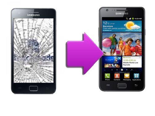 Réparation smartphone et tablettes tactiles