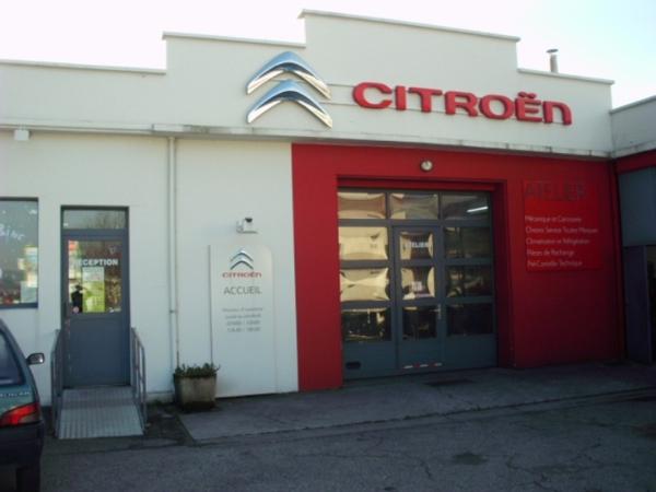 Relais De Voreppe - Citroën - image 1
