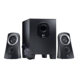 Logitech Z 313 - Canal 2.1 haut-parleurs pour ordinateur - 25 Watt (Totale)