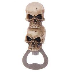 Décapsuleur - Pile de crânes
