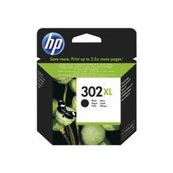 HP 302XL - à rendement élevé - noir - originale - cartouche d'encre