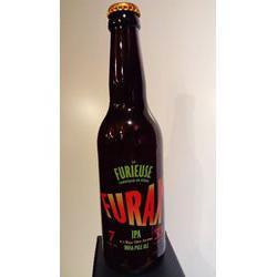 Bière La Furieuse FURAX Ipa 33 Cl