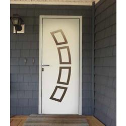 Porte d'entrée Gamme Contemporaine