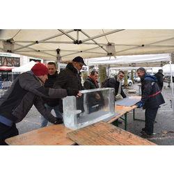 Sculpteurs sur glace Noel 2017 A