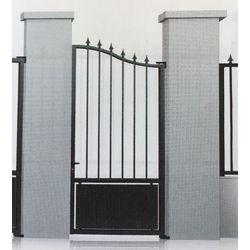 Portillon Acier modèle LOIRET largeur 1000 mm
