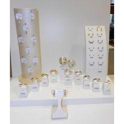 Bijoux OR 750ML et diamants