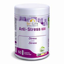 Anti Stress 600 Be-Life 60 gélules