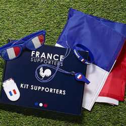 Sport 2000 - Kit supporter France Coupe du monde