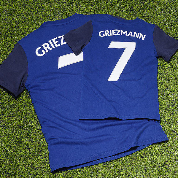 Sport 2000 - Tee shirt enfant supporter Griezmann - Mode - 7-186415 ... 6a9fa040ea3
