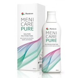 Menicare Pure 250ML + Flacon