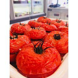 Suggestion du jour : tomate farcie au b½uf et riz basmati