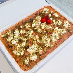 Suggestion du jour : aubergines à l'Italienne (b½uf haché, tomates, origan, ricotta et riz basmati