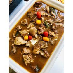 Suggestion du jour : sauté de porc thaï et riz basmati