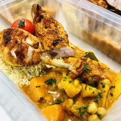 Suggestion du jour : couscous poulet aux 7 légumes