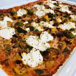 Gratin de légumes et viande de b½uf à l'italienne, riz basmati