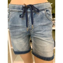 Short jean stretch