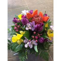 bouquet bulles